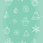 Wintery Christmas feeling