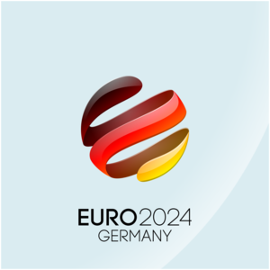 EURO 2024 - Germany - Logo