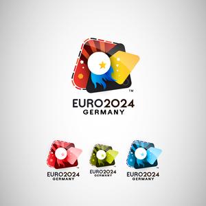 EURO 2024 LOGO CONCEPT