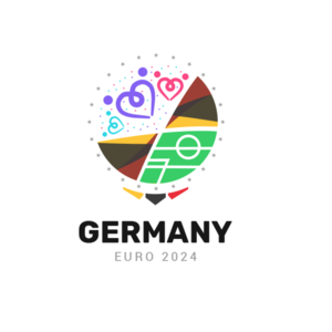 Logo // Germany Euro 2024