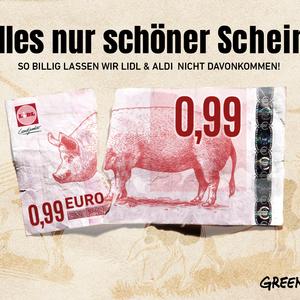 Schöner Schein / pretty bank note
