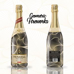 Geometric Fireworks