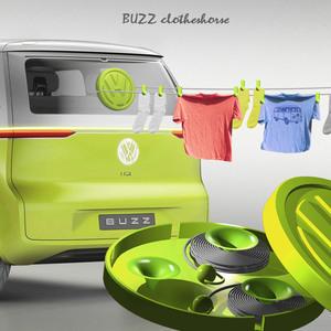 Buzz Clotheshorse