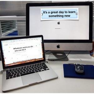 Login screen - great day to learn!