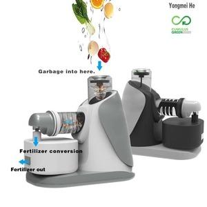 Kitchen waste processor