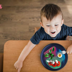 Plate Mate - teaching kids about sustainable food behavior