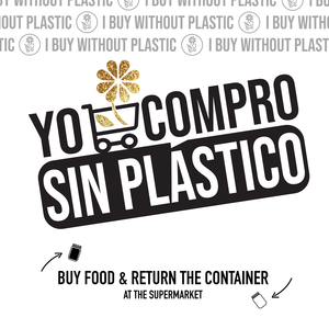 I buy without plastic (Yo compro sin plástico)