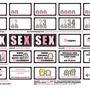 nach fünf kommt sex